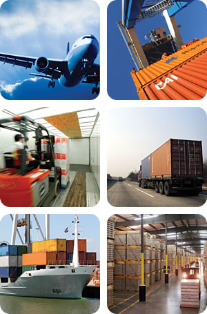 Exporting and importing goods nationally and internationally
